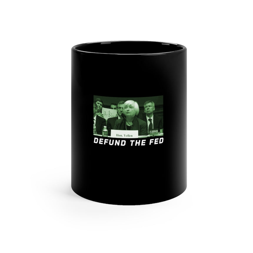 DEFUND THE FED - MUG