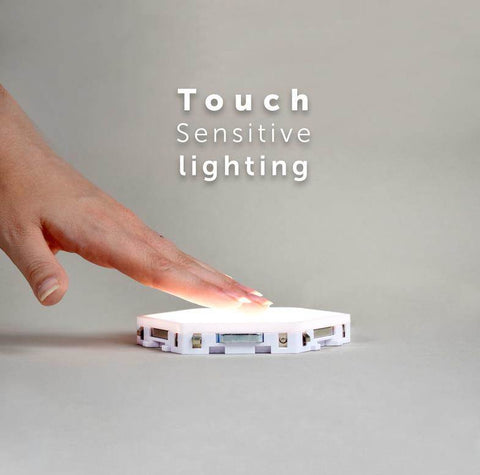Luxurious Light - Touch Activated Wall Lights - Parent Decor