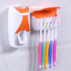 Bathroom Wall Mount Automatic Toothpaste Dispenser 5 Toothbrush Holder - Furnish Fresh Canada Home Furnishings & Great Deals.
