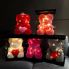 LED Flower Bear - Parent Decor