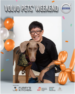 Volvo Pets' Weekend