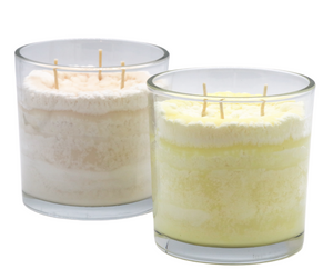Ode to Joy Scented Candle in Vibrant and Natural Colors