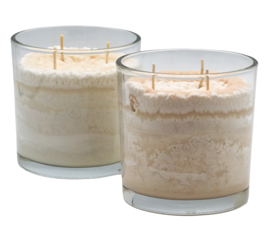 Spiced Vanilla Adventure Scented Candle in Vibrant and Natural Colors