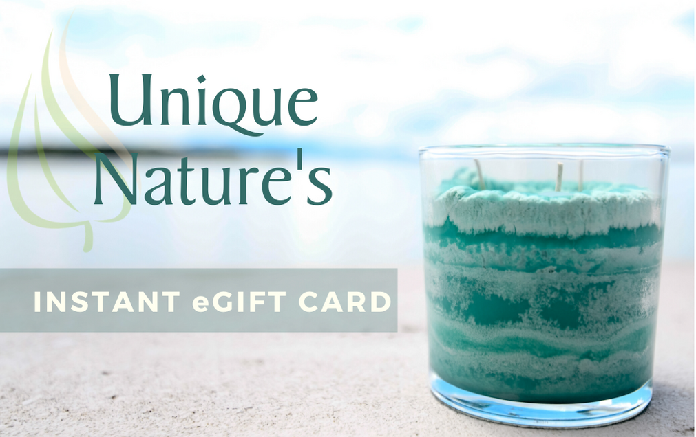 Unique Nature Candles eGift Card