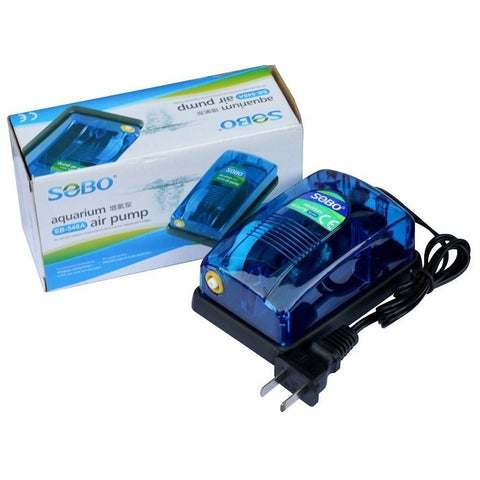 Aquarium Air Pump - Sb - 248A