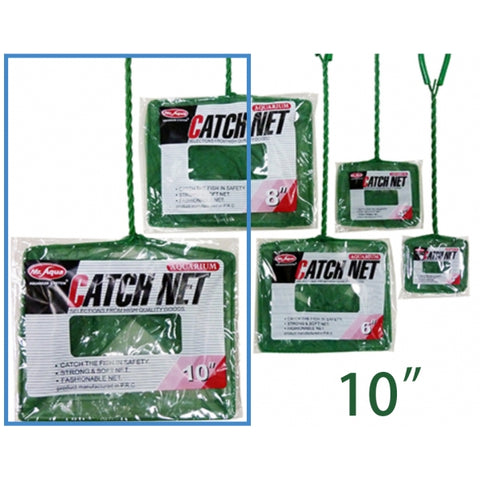 Catch Net 10 ""