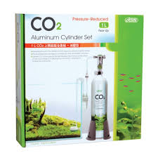 Co2 Alumum Cylinder Set 1 L