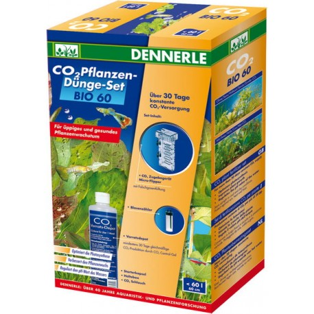 Co2 Pflanzen Dunge - Set Bio (Bio 60)