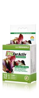 E15 Fer Activ Iron Fertilizer 20 Tablets