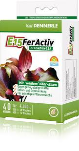 E15 Fer Activ Iron Fertilizer 40 Tablets
