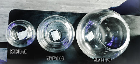 Crystal Glass Bowl MV351-20