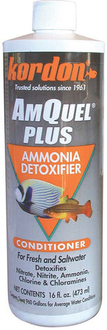 Amquel Plus +® Additive - 16Oz
