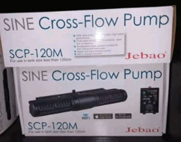 Sine Cross Flow Pump SCP-120M