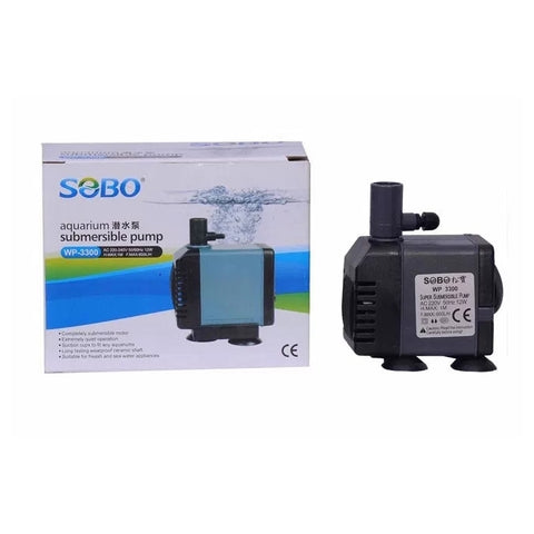 Submersible Pump Wp-3300