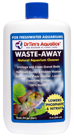 Waste-Away Sludge Busting Bacteria (8 Oz) - Freshwater
