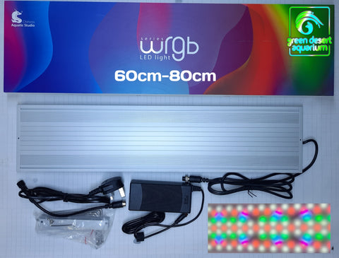 WRGB LED LIGHTS 60CM-80CM