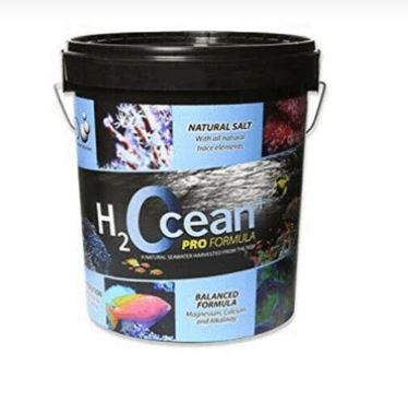H2Ocean Natural Reef Salt 6.6KG