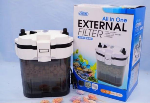 External Filter All in One 360L