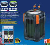 EA800 External Filter (New Green Version)
