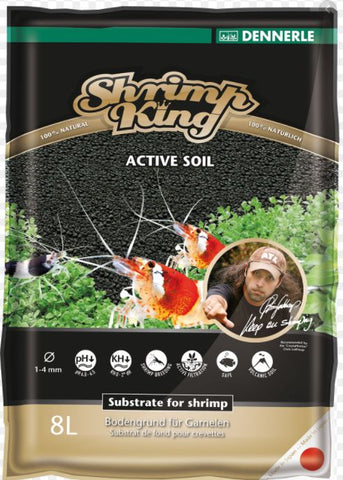 Shrimp King Active Soil 8L