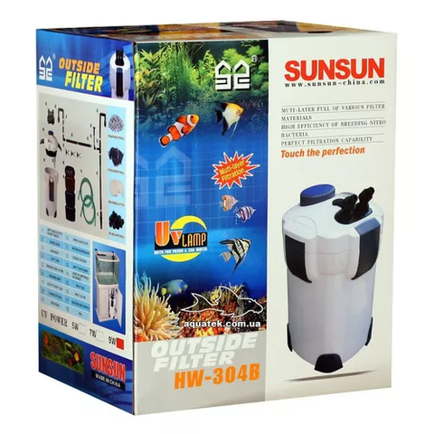 Sunsun External Filter Hw-304B
