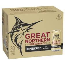 Great Northern 30pk 375ml Cans