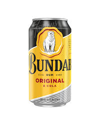 Bundy UP & Cola 375ml Cans