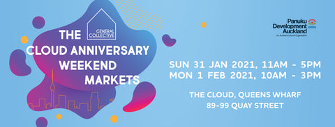 The Cloud Anniversary Weekend Markets