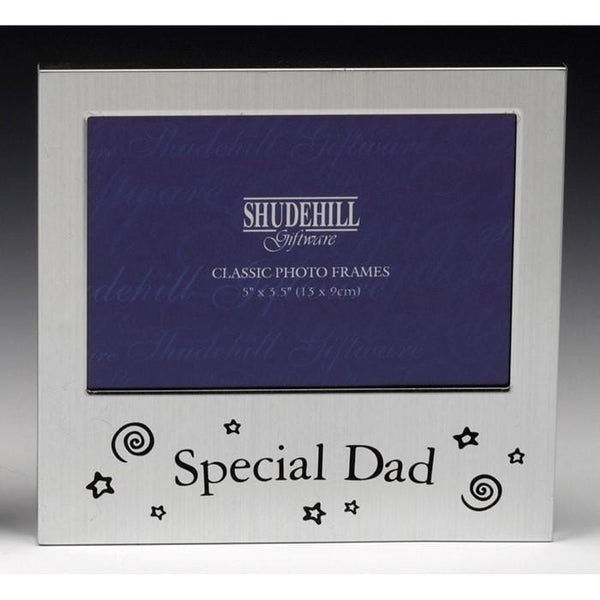 Fathers Day gift special dads frame