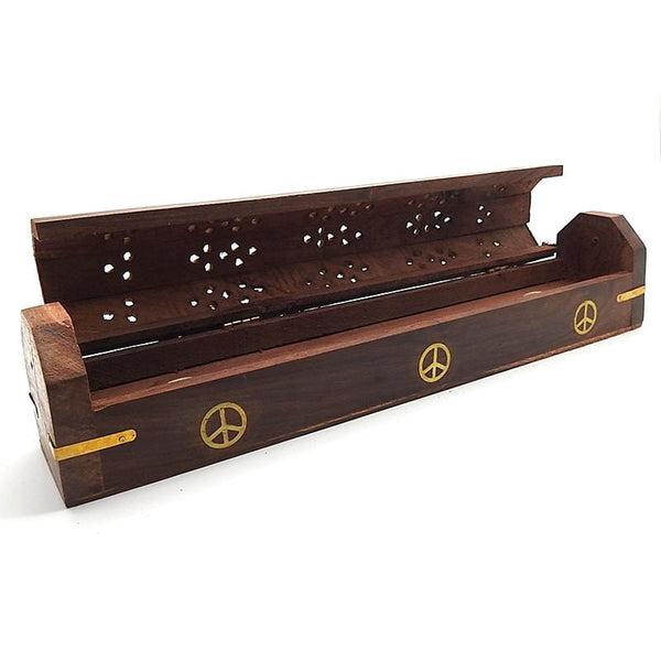 Ash Catcher Incense Burner Box