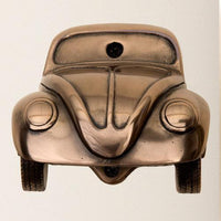Beer Buddy Volkswagen Bug bronze  wall mounted Beer Bottle opener. Can be used inside and out