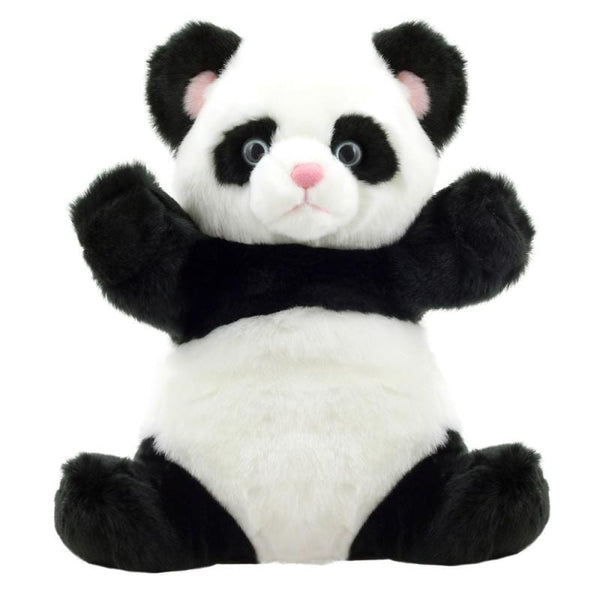 Cuddly Tums Panda Hand Puppet