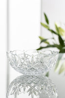 Glassware Wedding gift engagement anniversary holding fruit Floating Candle