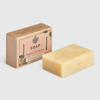 Grapefruit & Irish Moss Soap