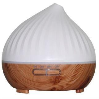 Humidifer and Diffuser Add water with essential oil to create a relaxing atmosphere