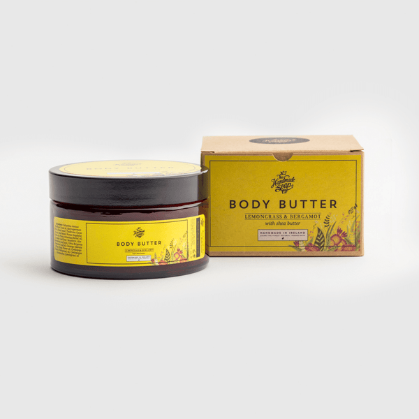 Lemongrass and Bergamot Body Butter