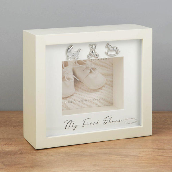 My First Shoes Keepsake Box