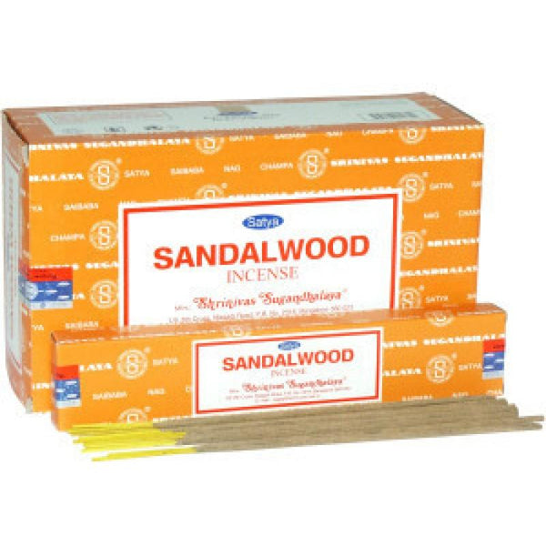 Satya Sandlewood Incense Sticks