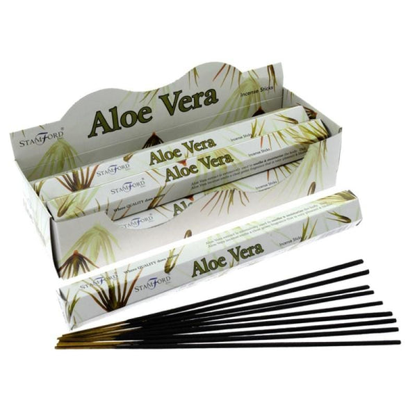 Stamford Aloe Vera incense sticks