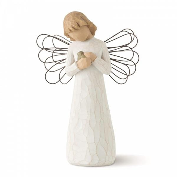 Willow Tree Angel of healing Someone who os ill or sick. Loss of a family member