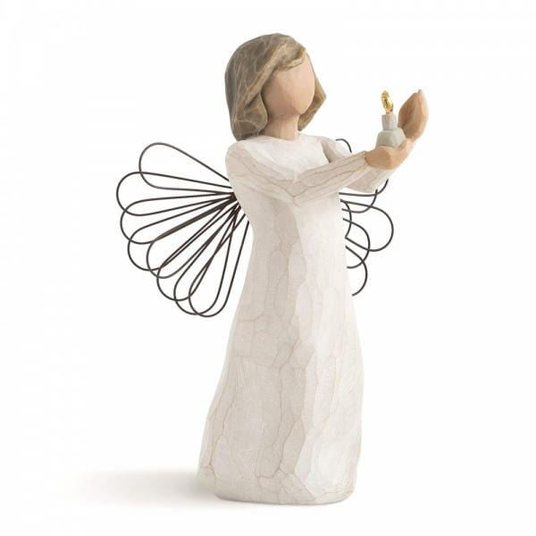 Willow Tree Angel of Hope Light a Candle