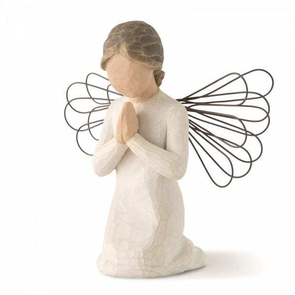 Willow Tree Angel of prayer Communion Confirmation gift Grandparent gift