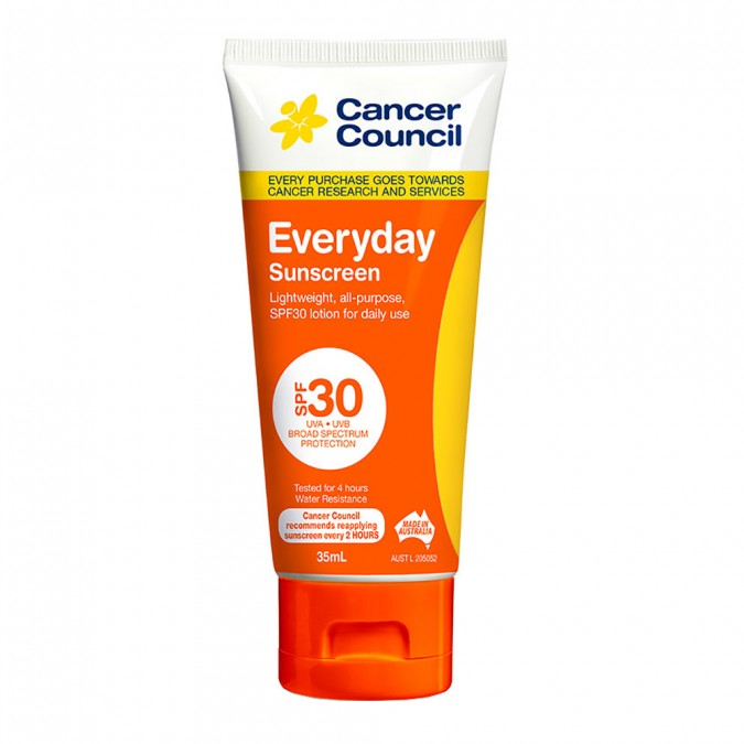 CANCER COUNCIL Everyday Sunscreen SPF30 35mL