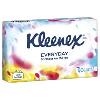KLEENEX Facial Tissue Soft Pack White 60 Pack - Best Buy Pharmacy