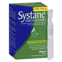SYSTANE Lubricant Eye Drops 0.8mL 28 Pack
