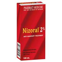 NIZORAL 2% Anti-Dandruff Shampoo 100mL