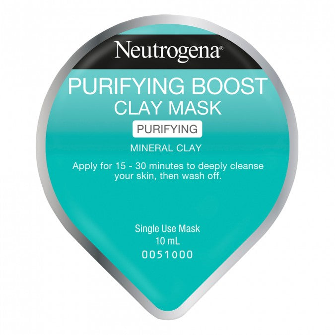 NEUTROGENA Purifying Boost Clay Mask 10mL