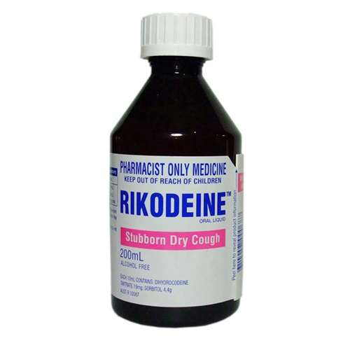 RIKODEINE Oral Liquid 200mL