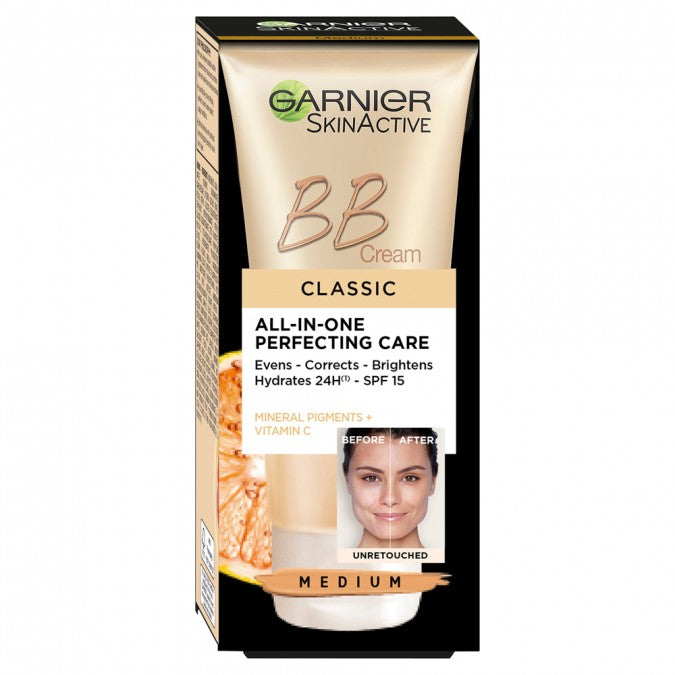 GARNIER BB Cream Miracle Skin Perfector Medium 50mL