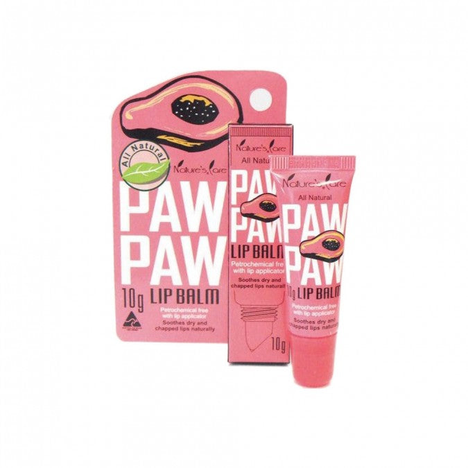 NATURE'S CARE Paw Paw Balm 10g